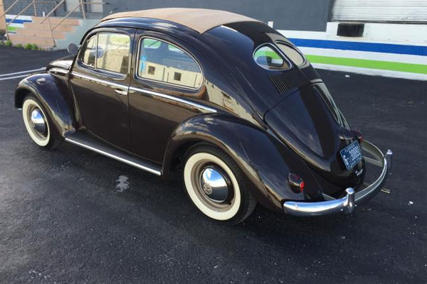 1953 VW Beetle Split Window For Sale