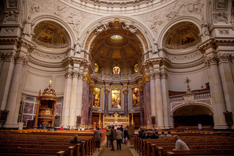 Passagem Gastronômica - Berlin Cathedral - Roteiro de Berlim - Alemanha