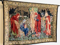 Italian Wall Tapestries for Church Furnishing and Decoration