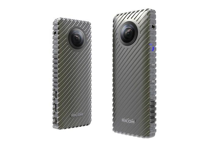 Ricoh R — камера для потокового вещания в формате сферической панорамы