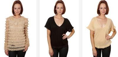 Camisa y tops de la marca Manoush en oferta