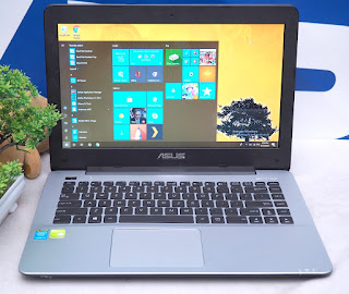 Laptop Gaming Asus X455LD Bekas
