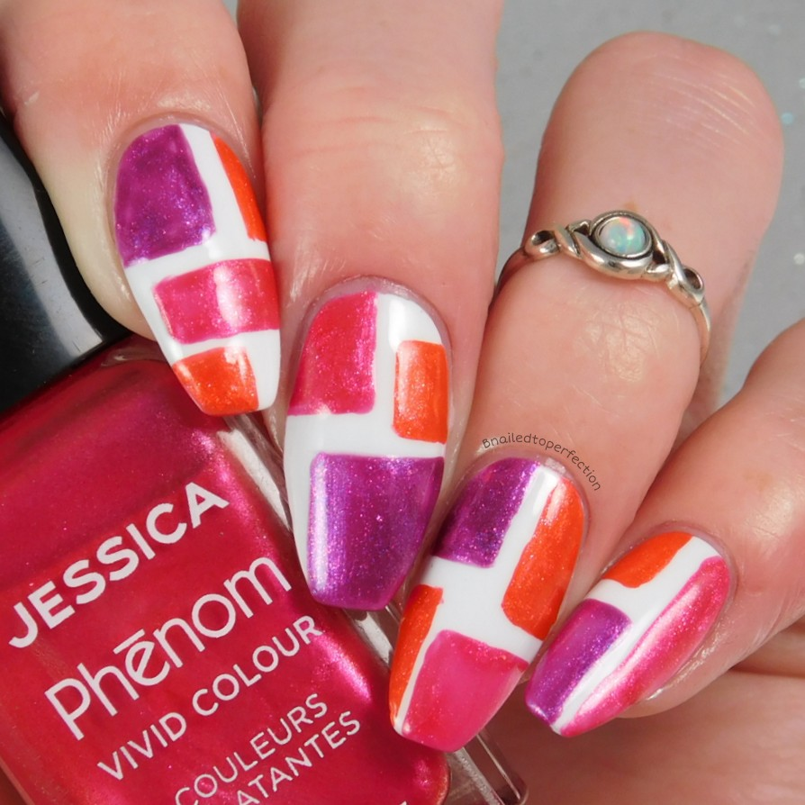 B Nailed To Perfection: Jessica Nails - Dancing Queen Swatches and ...