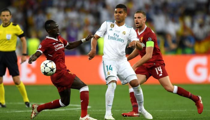 ريال مدريد ضد ليفربول