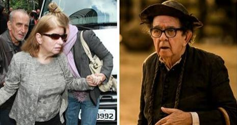 """Viúva do ator da novela """"Velho Chico"""" morreu de tristeza"""