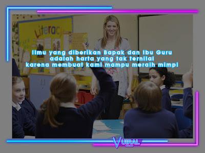 Contoh Ucapan Perpisahan Dan Terima Kasih Untuk Guru Sekolah