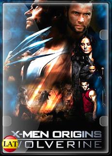 X-Men Orígenes: Wolverine (2009) DVDRIP LATINO