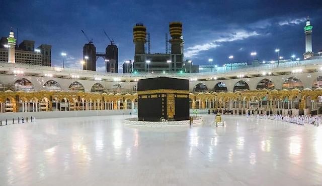 Resmi, Ibadah Haji 2020 Ditiadakan