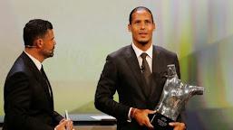 Nem Messi, nem CR7, Van Dijk é eleito melhor jogador da Europa
