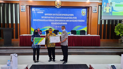 MoU BPJS Ketenagakerjaan Dengan Dinas Kesehatan Kabupaten Situbondo Berjalan Lancar