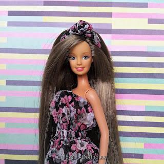 Barbie Fashion Fever doll reroot