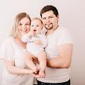 Rodzinna sesja zdjęciowa w Łomiankach