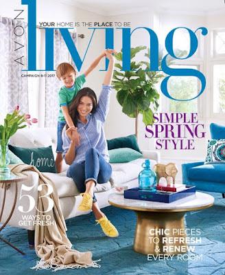Avon Living Campaign 8/11