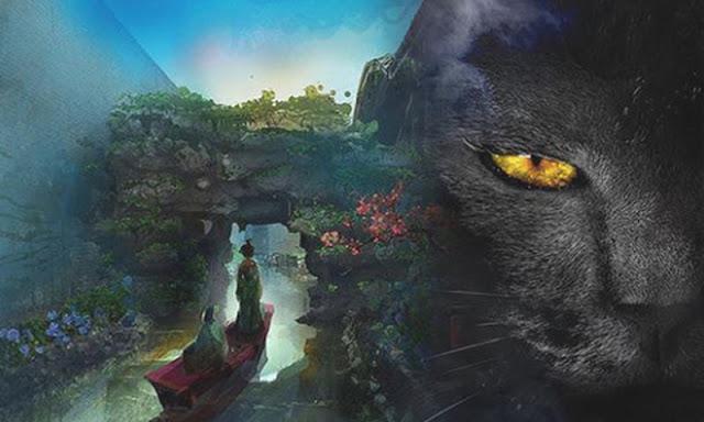 Bùa Miêu Quỷ: Thuật luyện bùa yểm bằng mèo của hoàng hậu thời xưa