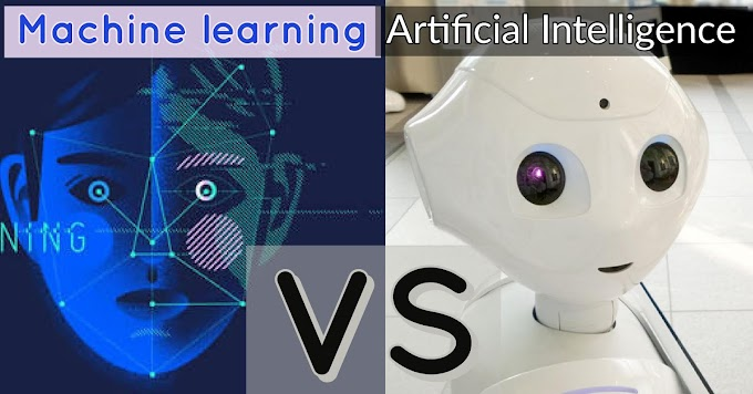 Machine learning Vs Artificial Intelligence How Are They Different?