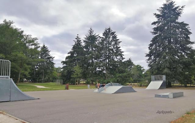 skatepark bray-saint-aignan
