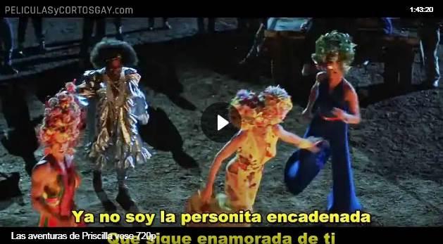 CLIC PARA VER VIDEO Las Aventuras de Priscilla, Reina del Desierto - Pelicula - Australia - 1994