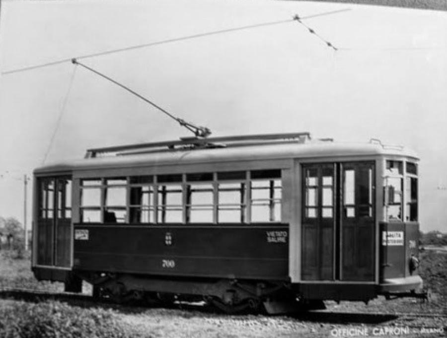 tram milano 700 serie