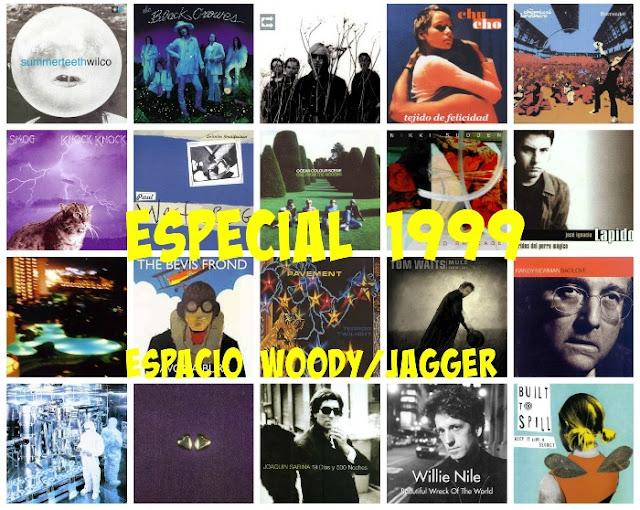 Los mejores discos del 1999