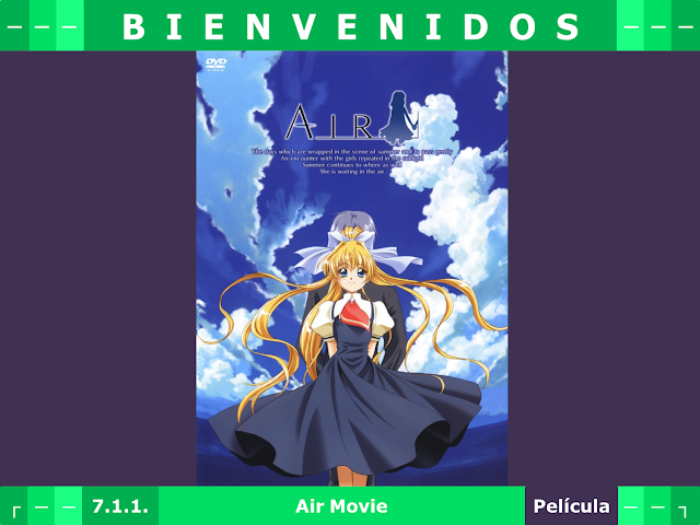 Air Movie (Película) [MKV] [2005] [1/1] [2.05 GB]