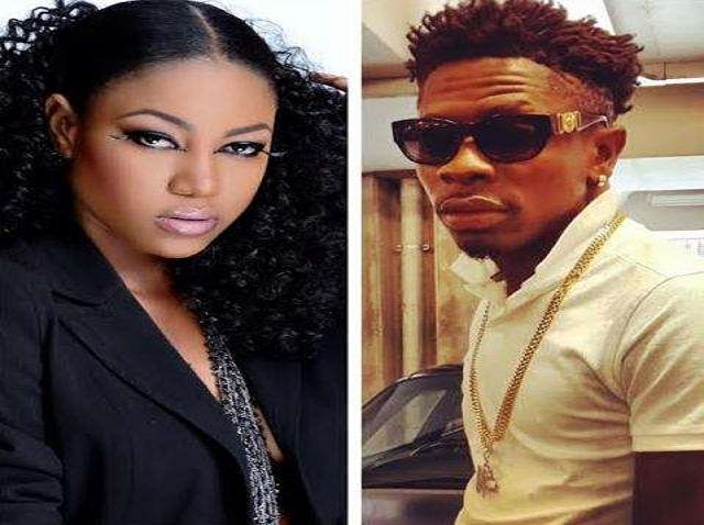 Yvonne Nelson spoke like a 'bush girl' - Shatta Wale