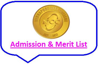 Midnapore City College Merit List