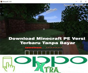 Download Minecraft PE Versi Terbaru Tanpa Bayar