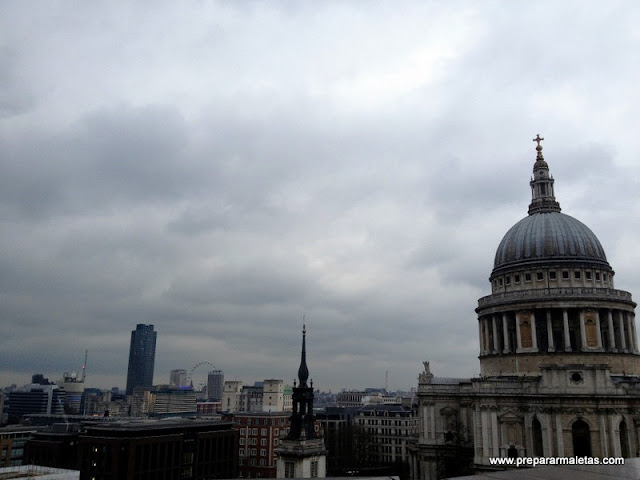 miradores de Londres gratis