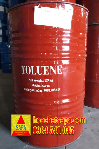 Dung môi Toluene - Methylbenzen