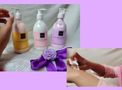 Scarlett Fragrance Brightening Body Lotion
