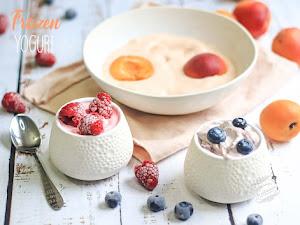 Frozen yogurt - recette facile et rapide !