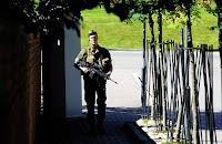Maskingeværer fra forsvaret til salgs på nettet. Foto: Torbjørn Kjosvold / Forsvarets mediesenter. Lisens: CC-by-sa 3.0