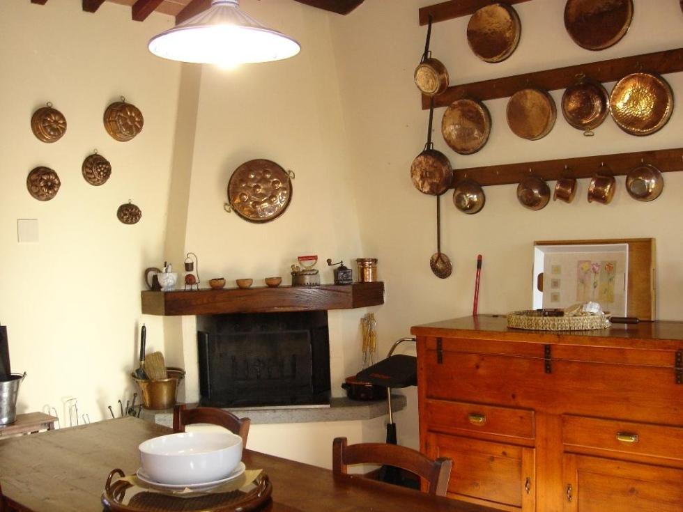 kitchen on property