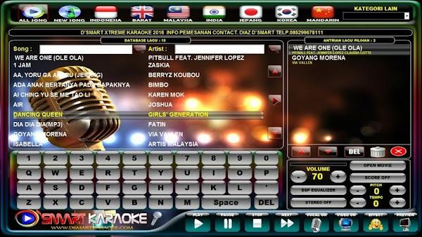 Cara Instal D'smart Home Karaoke + Loader