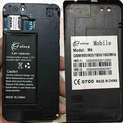 Galaxy M4 Flash File