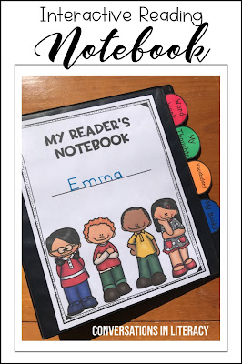 How to use Reading Interactive Notebooks for Guided Reading Groups