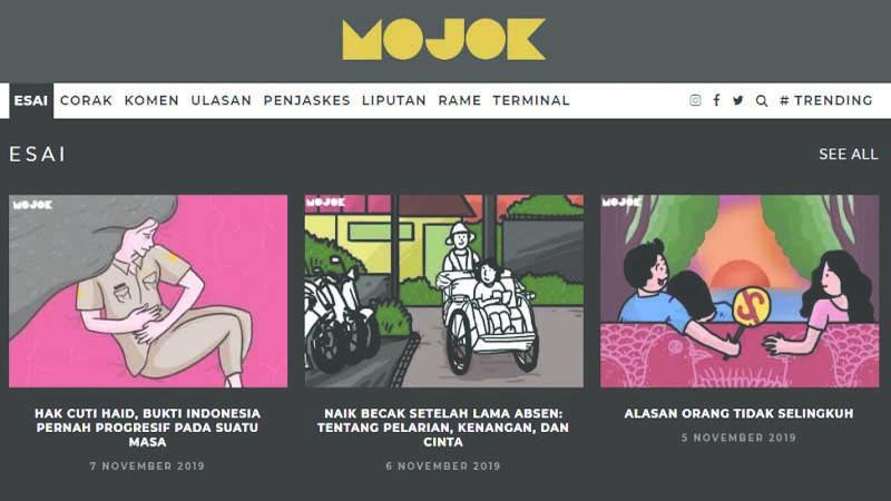 Cara Mendapatkan Honor dari Menulis di Mojok