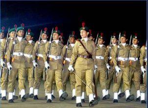 pakistan army announce ncc