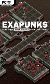 EXAPUNKS - EXAPUNKS-DARKSiDERS