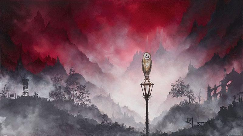 Axiom: Paintings by Brian Mashburn