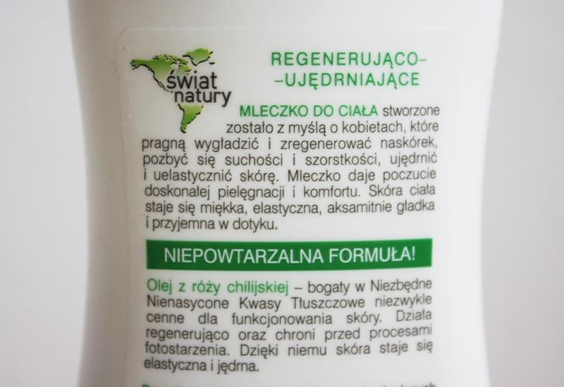 Soraya ujędrniające mleczko