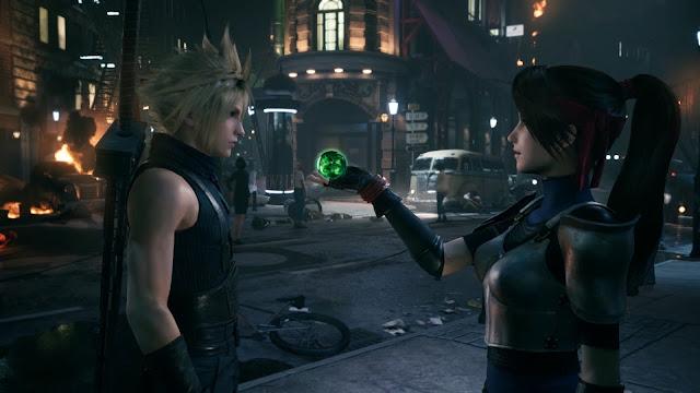 materia Final Fantasy 7 Remake