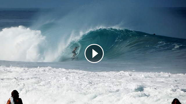 Wave of the Day Naxto Gonzalez at Puerto Escondido June 14 2021