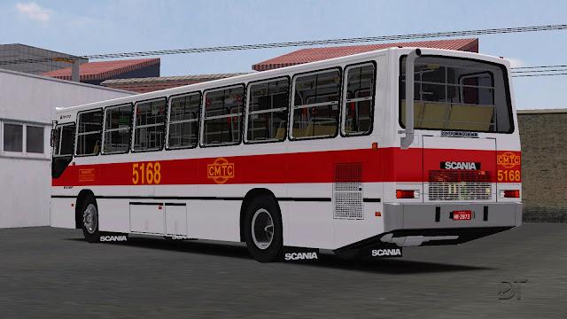 OMSI 2 - Marcopolo Torino LN Scania K112CL