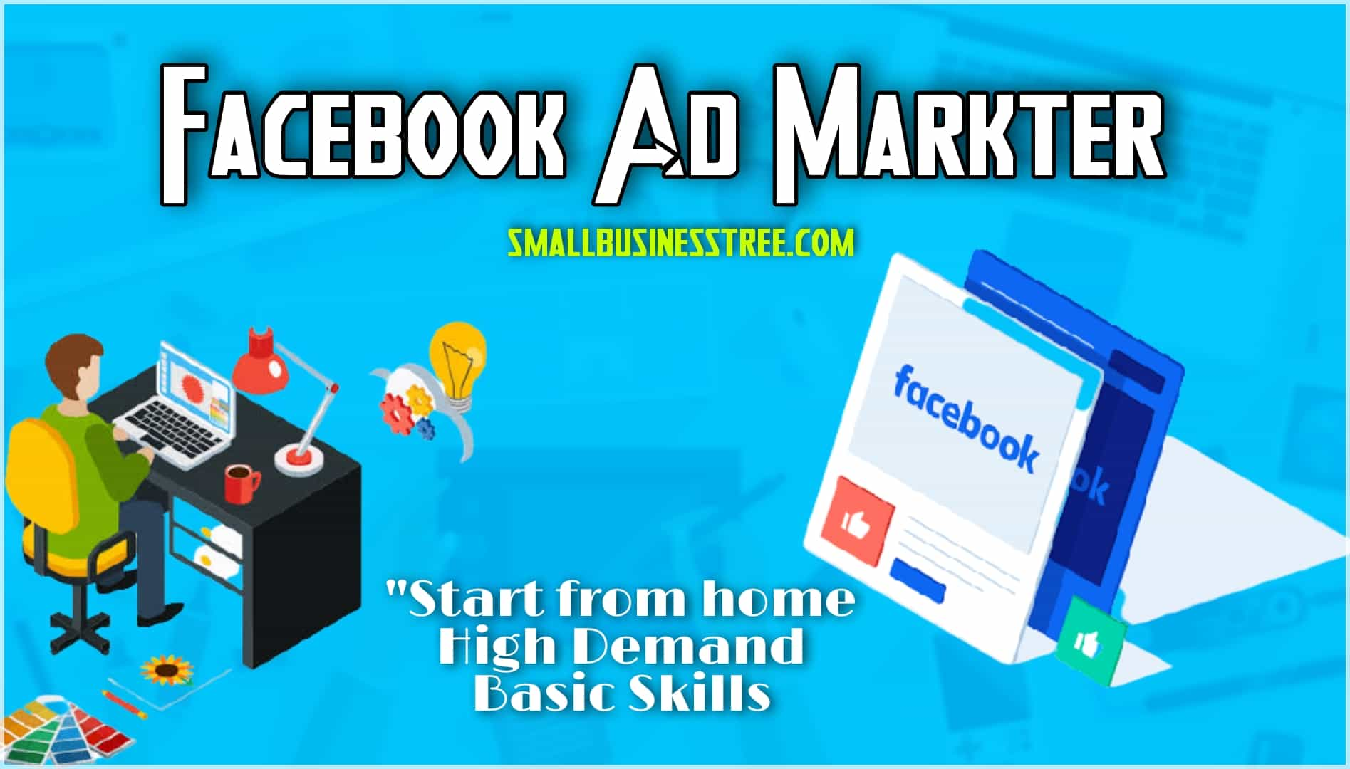 Facebook Ad Marketer Business in USA