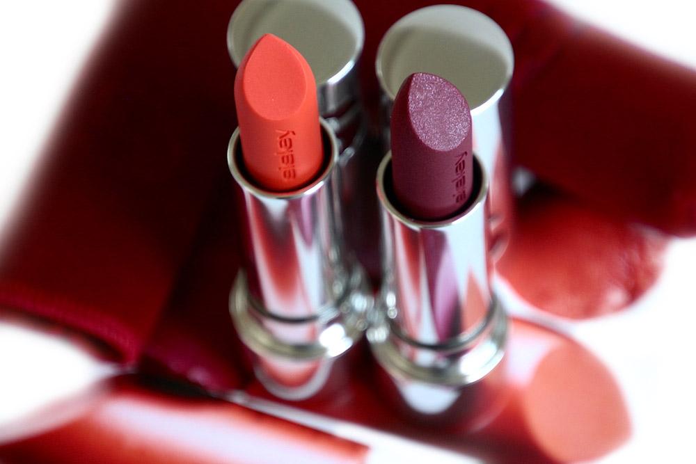 sisley phyto lip shine rouge à lèvres avis test