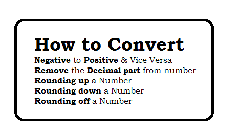 How to convert a negative number to positive Number in PHP