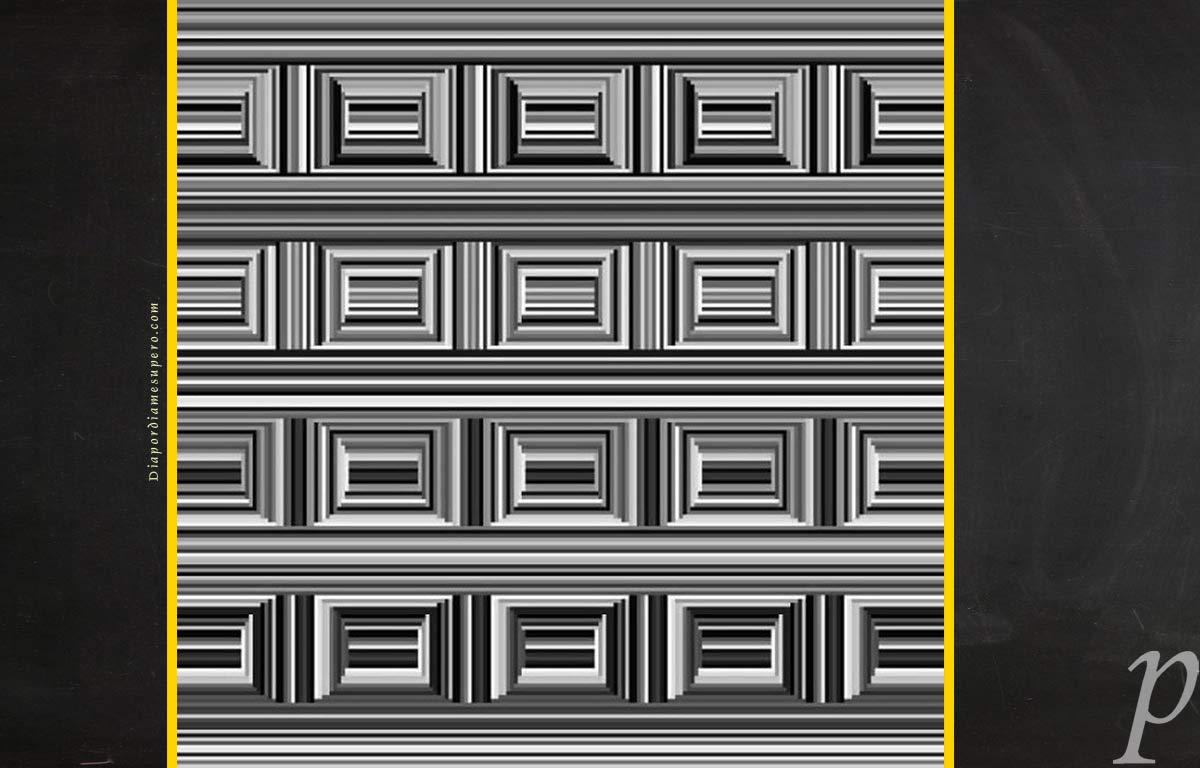 Test visual: ¿Cuántos círculos o cuadrados ves aquí?