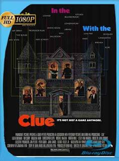 Clue El Castillo del Misterio (1985) HD [1080p] Latino [Mega] dizonHD