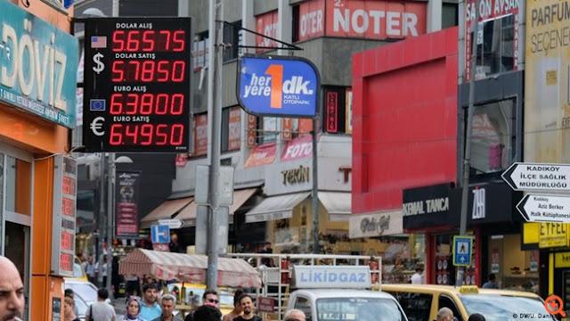 Η Τουρκία τυπώνει φρέσκο χρήμα